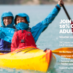 British Canoeing Membership   WWTCC