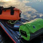 Choosing a drybag for kayaking