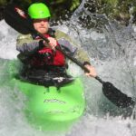 Things to think about when choosing a white-water paddle