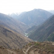 Winging the Humla Karnali