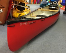 Hou Canoes Prospector has arrived!